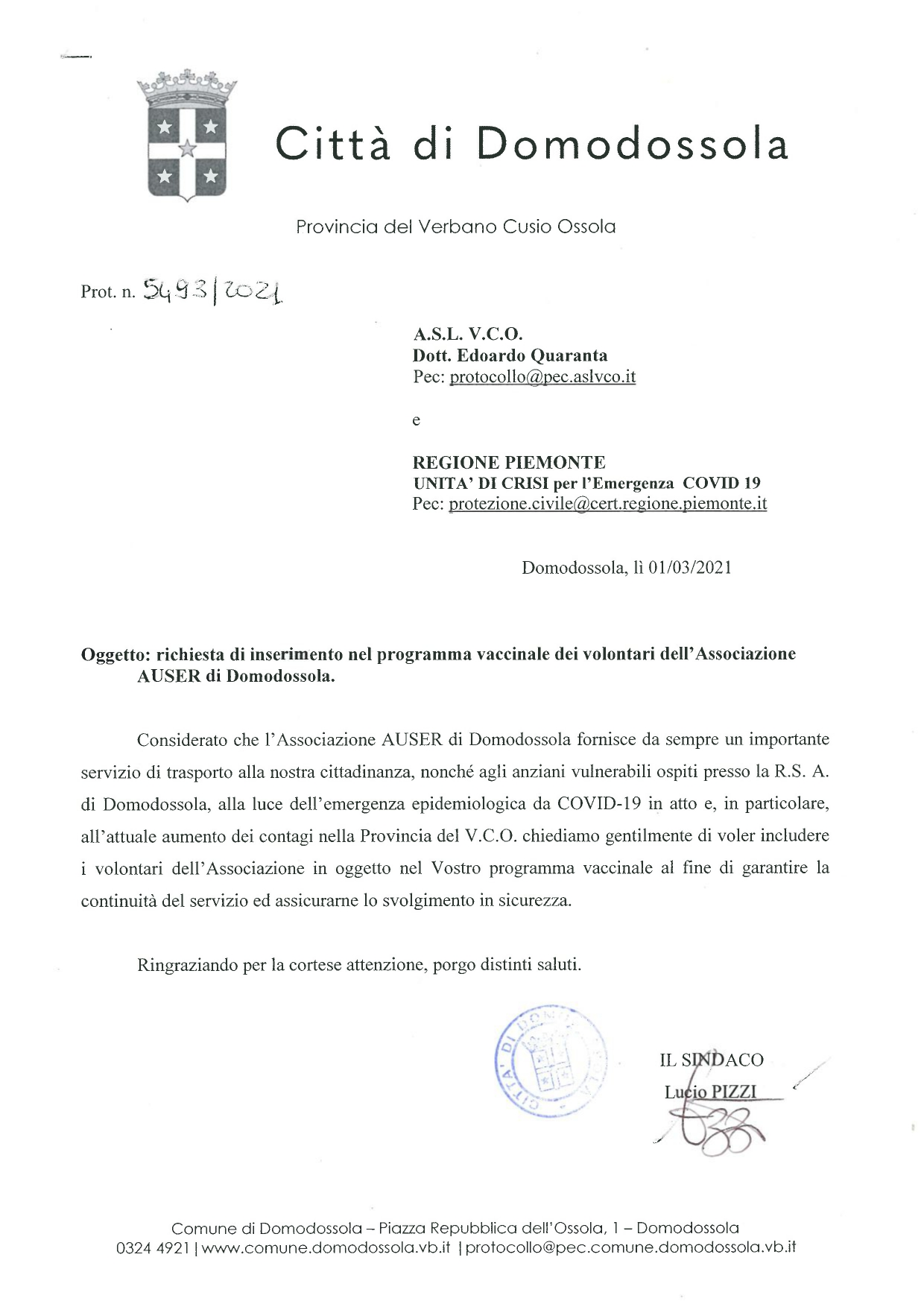 Lettera sindaco Pizzi per vaccino volontari (1)_page-0001
